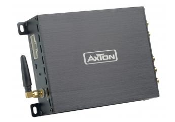 Car-HiFi Endstufe 4-Kanal Axton A540DSP im Test, Bild 1