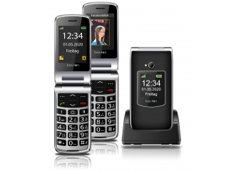 Smartphones Bea-fon SL 595 im Test, Bild 1