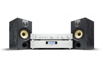 Lautsprecher Stereo B&W Bowers & Wilkins 686 S2, Rotel CD14, Rotel A10 im Test , Bild 1