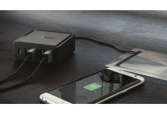 Zubehör Tablet und Smartphone Cabstone 5-Port-USB-Desktop-Charger im Test, Bild 1