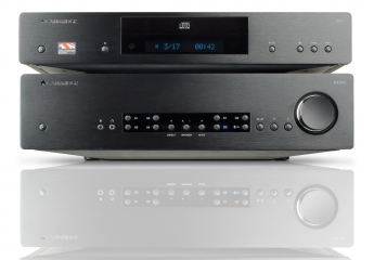 CD-Transport Cambridge Audio CXC, Cambridge Audio CXA80 im Test , Bild 1