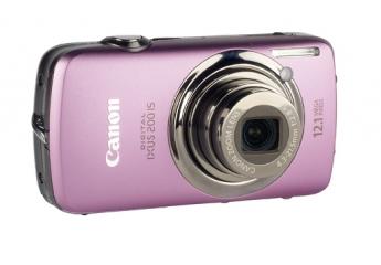 Digitale Fotoapparate (kompakt) Canon Ixus 200 IS im Test, Bild 1
