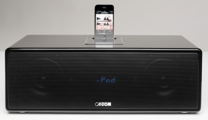 Docking Stations Canton musicbox M im Test, Bild 1