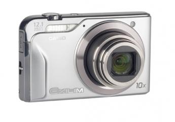 Digitale Fotoapparate (kompakt) Casio Exilim EX-H10 im Test, Bild 1