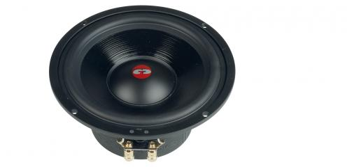 Car-Hifi Subwoofer Chassis CDT Audio HD-6M DVC im Test, Bild 1