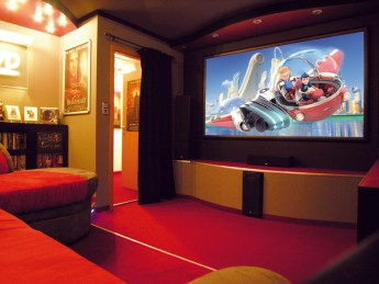 Heimkinoinstallationen Cinema MovieStar im Test, Bild 1