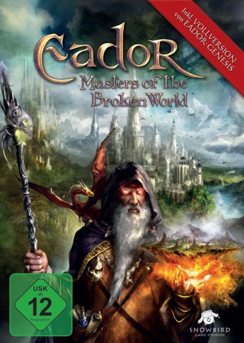 Games PC Crimson Cow Eador – Master of the Broken World im Test, Bild 1