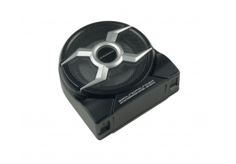 Car-Hifi Subwoofer Aktiv Crunch GP508 im Test, Bild 1