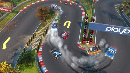 Games XBox 360 Digital Reality Bang Bang Racing im Test, Bild 1
