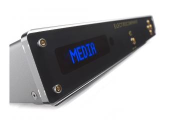 DLNA- / Netzwerk- Clients / Server / Player Electrocompaniet ECM 1 Mk II im Test, Bild 1