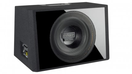Car-Hifi Subwoofer Aktiv Emphaser EBR112-P6A im Test, Bild 1