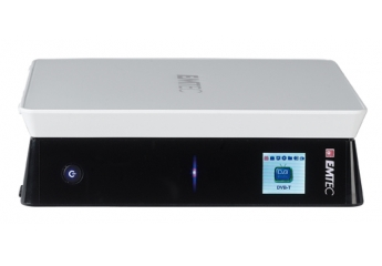 Multimedia-Festplatten Emtec Movie Cube S800 im Test, Bild 1