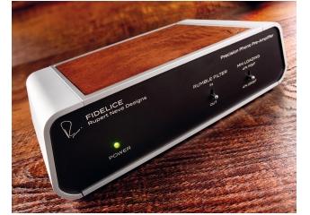 Phono Vorstufen Fidelice 7566 im Test, Bild 1