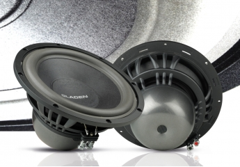 Car-Hifi Subwoofer Chassis Gladen Audio Aerospace 10 im Test, Bild 1