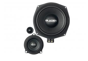 Car-HiFi Lautsprecher fahrzeugspezifisch Gladen Audio ONE201 BMW Alpha im Test, Bild 1