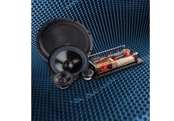 Car-HiFi-Lautsprecher 16cm Gladen Audio PRO 165/3 semi active im Test, Bild 1