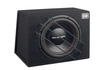 Car-Hifi Subwoofer Gehäuse Gladen Audio RS-X 12SB im Test, Bild 1