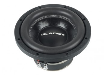 Car-Hifi Subwoofer Chassis Gladen Audio SQX 08 im Test, Bild 1