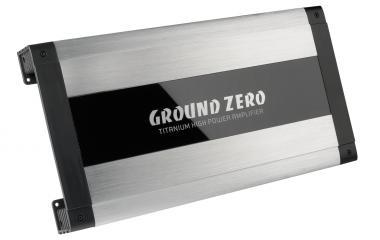 test car hifi endstufe mono ground zero gzpa. Black Bedroom Furniture Sets. Home Design Ideas