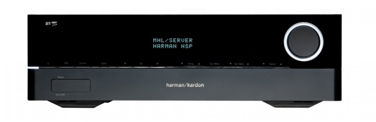 AV-Receiver Harman Kardon AVR171 im Test, Bild 1