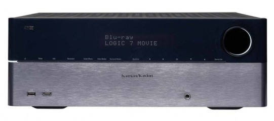 AV-Receiver Harman Kardon AVR365 im Test, Bild 1
