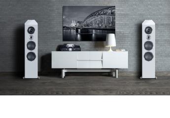 Lautsprecher Stereo Heco Celan Revolution 9 im Test, Bild 1