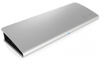 Zubehör Tablet und Smartphone Icybox DK2801-TB3 im Test, Bild 1