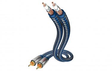 Subwoofer-Kabel In-Akustik Premium Y-Sub im Test, Bild 1