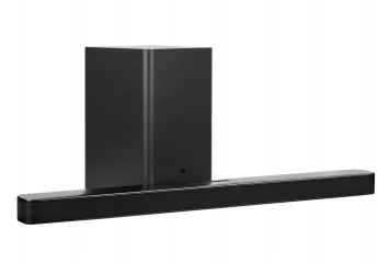 Soundbar JBL Bar 2.1 Deep Bass im Test, Bild 1
