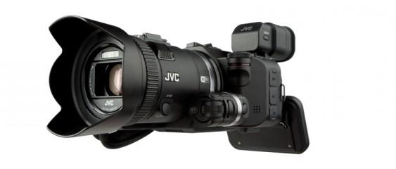 Camcorder JVC GC-PX100 im Test, Bild 1