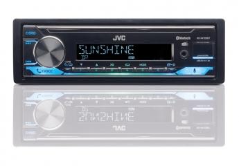 1-DIN-Autoradios JVC KD-X472DBT im Test, Bild 1