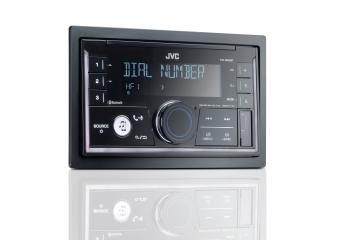 2-DIN-Autoradios JVC KW-X830BT im Test, Bild 1