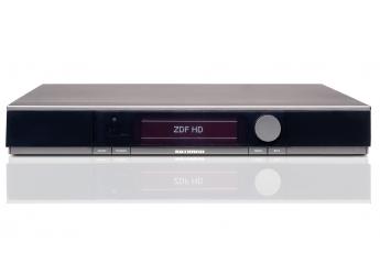 Sat Receiver mit Festplatte Kathrein UFSconnect 926 im Test, Bild 1