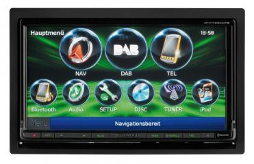 Naviceiver Kenwood DNX7230DAB im Test, Bild 1