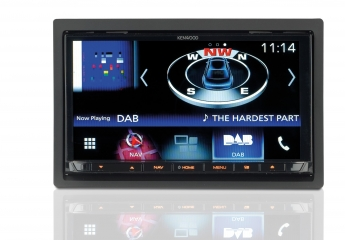 Naviceiver Kenwood DNX8170DABS im Test, Bild 1