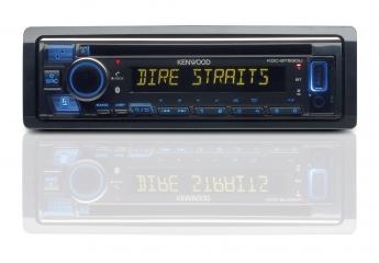 1-DIN-Autoradios Kenwood KDC-BT530U im Test, Bild 1