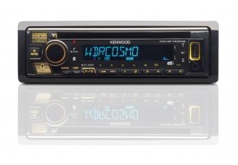 1-DIN-Autoradios Kenwood KDC-BT740DAB im Test, Bild 1