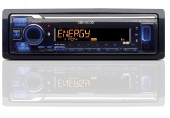 1-DIN-Autoradios Kenwood KMM-BT505DAB im Test, Bild 1
