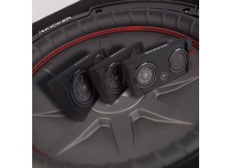 Car-Hifi Subwoofer Chassis Kicker TRTP82, Kicker TRTP102, Kicker TRTP122 im Test , Bild 1