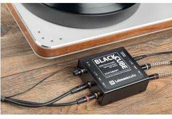 Phono Vorstufen Lehmannaudio Black Cube Statement im Test, Bild 1
