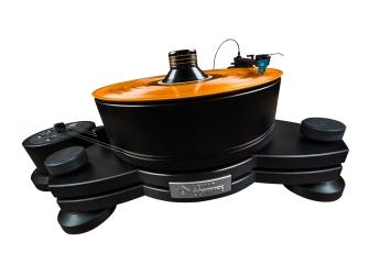 Plattenspieler Levar Ultimate / Ultimate Carbon Oil im Test, Bild 1