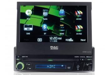 1-DIN-Autoradios Mac Audio Mac 410 im Test, Bild 1