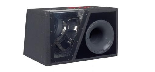 Car-Hifi Subwoofer Gehäuse Mac Audio STx 112 BP im Test, Bild 1