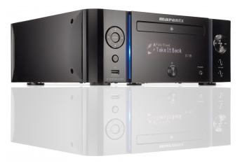 CD-Receiver Marantz M-CR611 Melody Media im Test, Bild 1