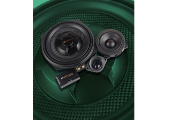 In-Car Lautsprecher fahrzeugspezifisch Match UP C42BMW-FRT.2 + UP W8BMW-S im Test, Bild 1