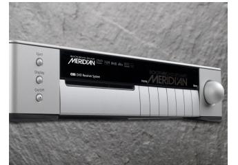DVD-Anlagen Meridian G 95 im Test, Bild 1