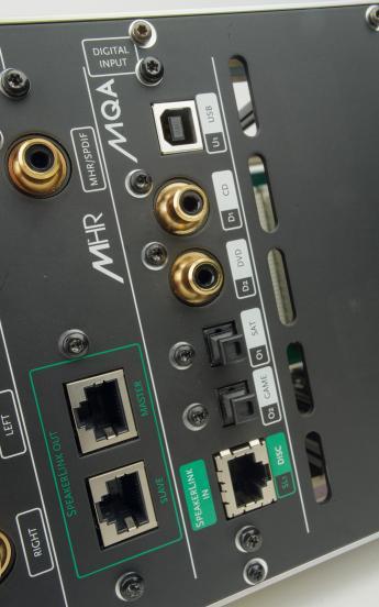 Stereovorstufen Meridian Reference 818v3 Audio Core im Test, Bild 1