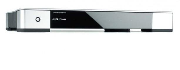DLNA- / Netzwerk- Clients / Server / Player Meridian Sooloos Media Source 600 im Test, Bild 1