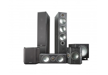 Lautsprecher Surround Monitor Audio Bronze-Serie im Test, Bild 1