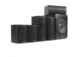 Lautsprecher Surround M&K Sound LCR750 Set im Test, Bild 1